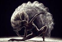 Dance photo artistry