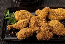 Poulet sans friture