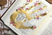 Me - Bible Journaling