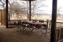 Wining & Dining on Safari / Sumptuous treats & hearty feasts - bush style - on #Safari in #Africa