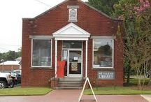 Mount Gilead Branch Library / Purchased through special funding for our Mount Gilead Branch Library by a contribution from the Mount Gilead Savings and Loan.  We appreciate the support of our community partner.