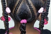 kids hair styles / by Shannon Lampart