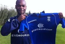 Former player - Leroy Lita