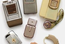 Vintage hearing aids