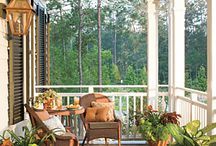 Porches & Places of Rest / by Master Plan Security Services, LLC