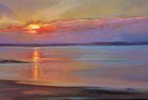 tramonti mare