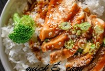 Quick & Easy Real Food Dinners