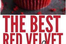 Red velvet bake sale ideas