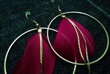 Earings / by Jenna Indingaro