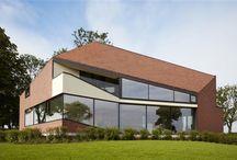 Kleipannen voor dak en gevel - mooi monolithisch geheel