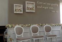 Hochzeit stand
