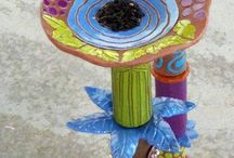 монументальная керамика