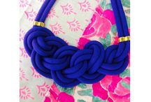 Knotted Jewelry