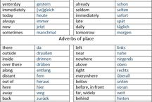 german Adverbs