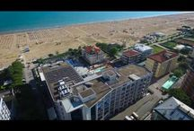 Hotels aerial perspective by drones / Hotels from around the world - aerial perspective by drones