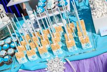 Frozen Birthday Ideas - Tiffany