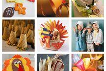 Classroom Ideas--Thanksgiving