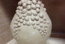 ceramic/clay work - töpfern