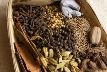 Food: Savoury Spice / Curries, spices, exotic foods and flavours.