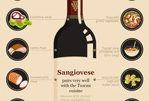 Vinhos e bebidas