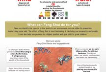 Feng Shui / This is a board about images of Feng Shui