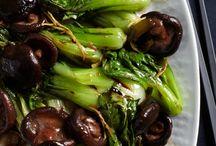 Food III - Greens