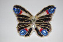 motýl / noční motýl