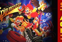 Spin Master / Spin Master (conhecido como Miracle Adventure no Japão) é um jogo de side-scroller desenvolvido pela Data East e lançado para Arcade e Sega Genesis em 1993.
