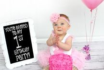 Pay's First Birthday / by Tanielle Preble