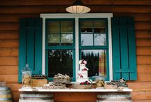 Wedding Sweets Tables / Wedding sweets table, wedding dessert table, wedding dessert bar, wedding candy table, wedding cake table