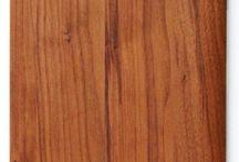 cutting board / wood cutting board