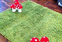 Charlie woodland fairytale room