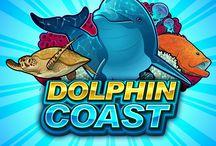 Dolphin Coast / 3.125 combinazioni vincenti sempre attive potrebbero farti vincere un jackpot clamoroso da 7.500.000 monete! Giocate gratuite riattivabili, moltiplicatori fino a x4, simboli jolly speciali, partita bonus Wild Dolphin e funzione Puntata: gioca su Voglia di Vincere e prova questa sensazionale slot!