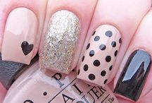 nail art ,hairstyles &outfits