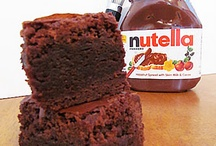 Nutella goodies