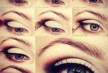 Make up, nails, etc...