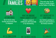 Building a strong Catholic family