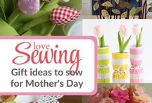 Mother's Day Sewing Ideas