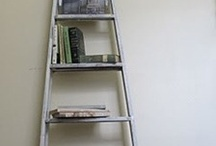 Displays/Storage / by Bonnie Martyniuk
