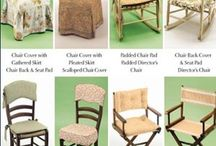 chair cover sewing