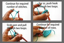 Crochet and Knit