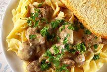 IP Recipes - Main Dishes