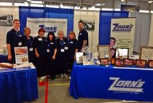 Tradeshows & Events / Zorn's of Bethpage participates and caters many Long Island events throughout the year.  We are able to cater any size event and offer an extensive menu for our client's to choose from.