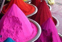 Concrete dyes