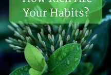 How Rich are your habits?