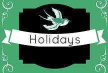 Holidays and Seasons /