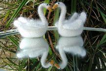 SWAN crochet
