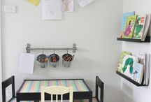 Ash middle kids room / by Gina Bambauer