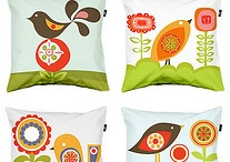 cute pillows / by Nguyen Phuong