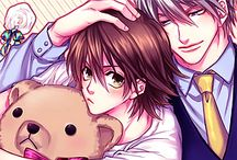 Junjou Romantica / My favourite anime <3 Junjou Romantica / Egoist / Terrorist / Mistake